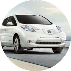 2016 Nissan LEAF driving range
