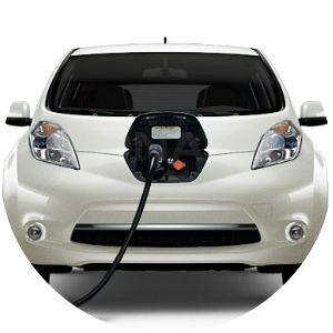 2016 Nissan LEAF charging stations