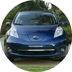 2016 Nissan LEAF zero emissions