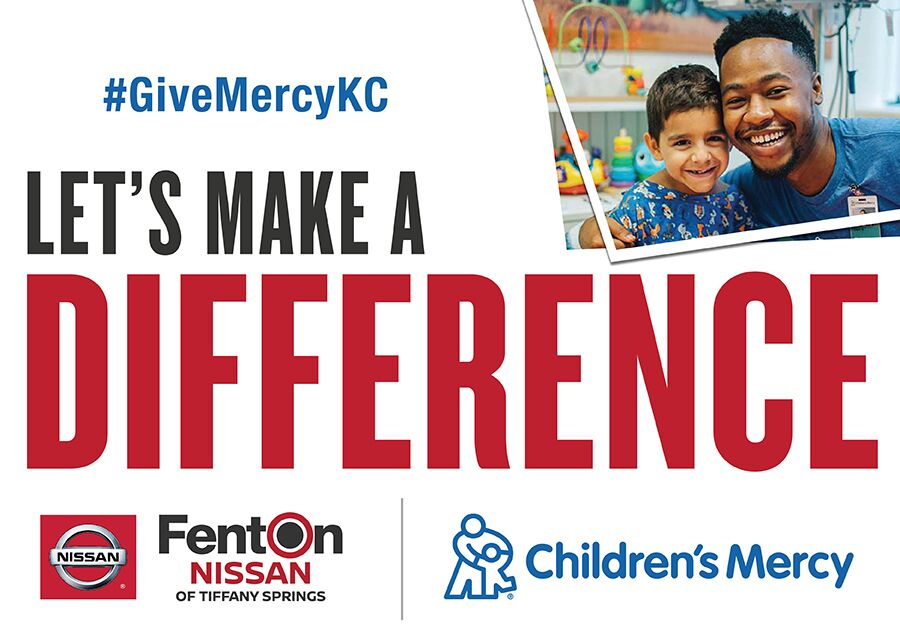 Let's Make A Difference #GiveMercyKC
