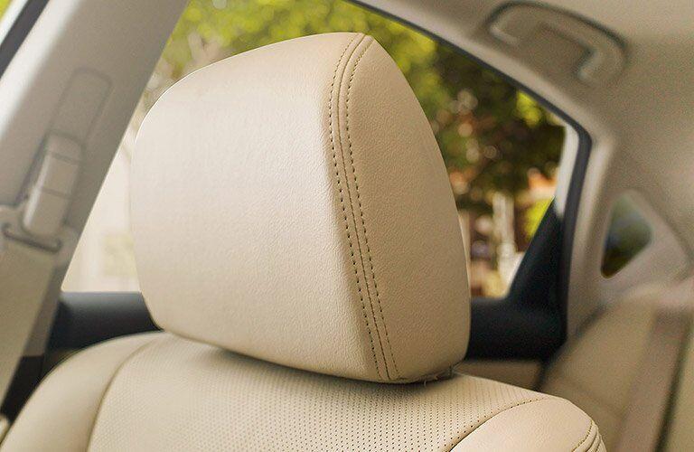2017 Nissan Altima passenger seat headrest