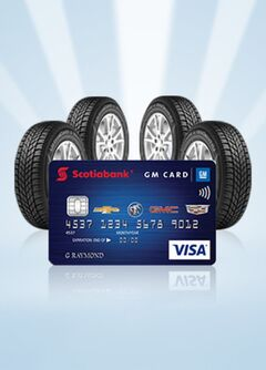$150 Discount on Tires With GM Card