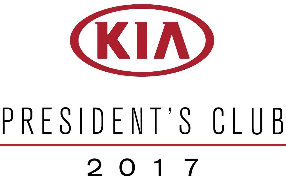 Kia President's Club 2017