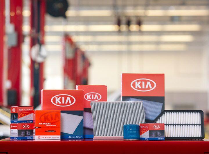Genuine Kia Parts