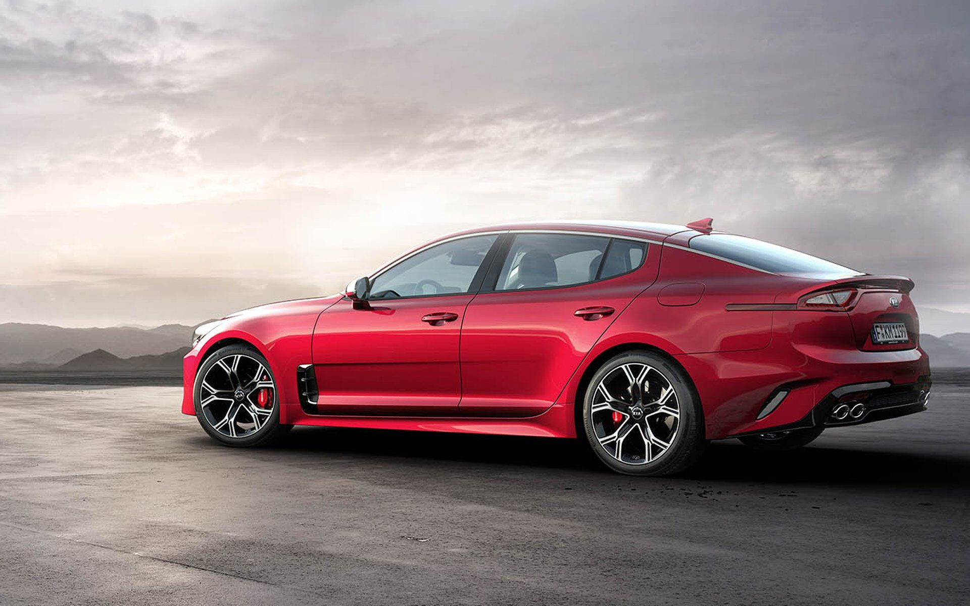 Prescott Valley AZ Kia Stinger