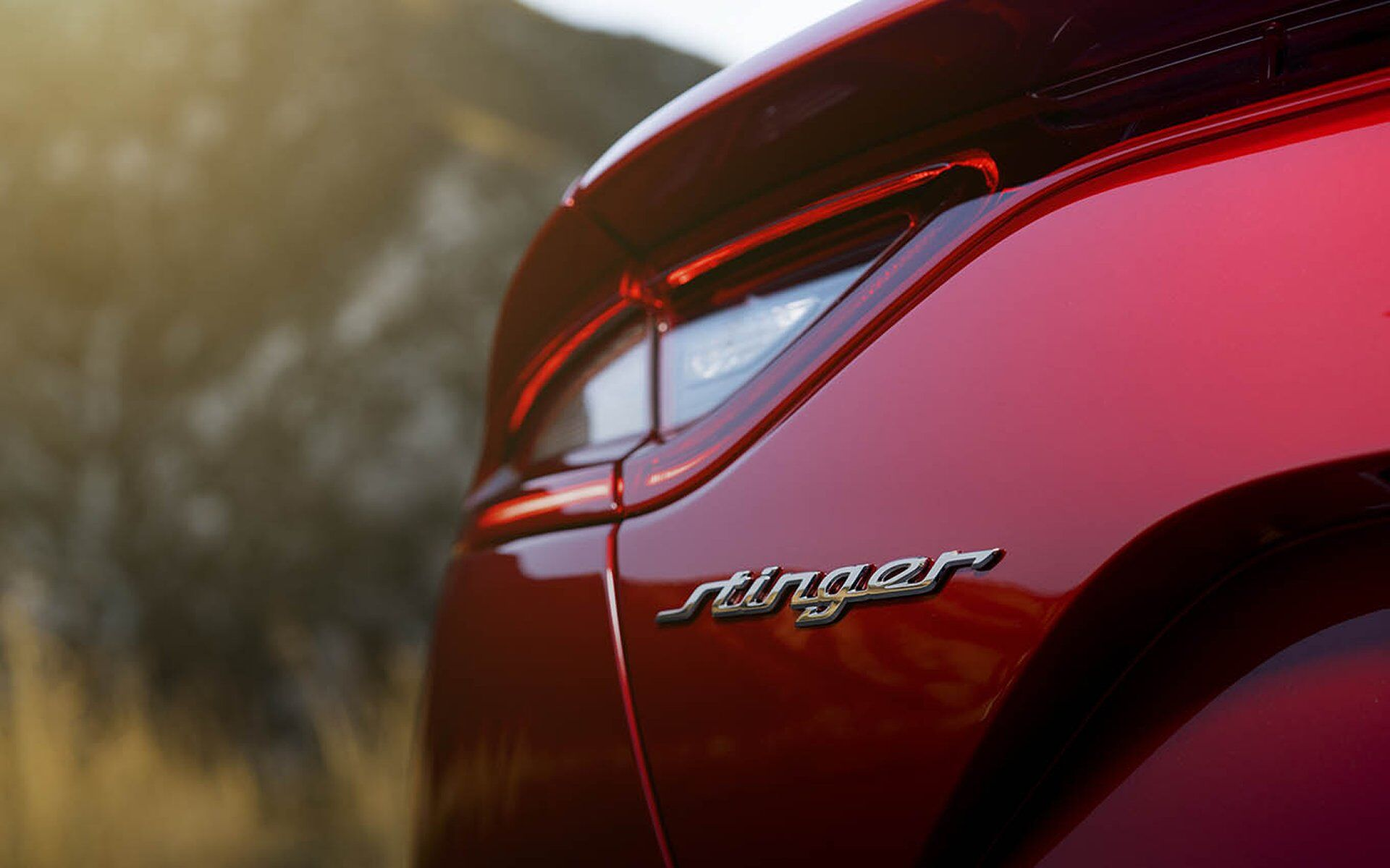 All-new Kia Stinger in Phoenix Peoria AZ