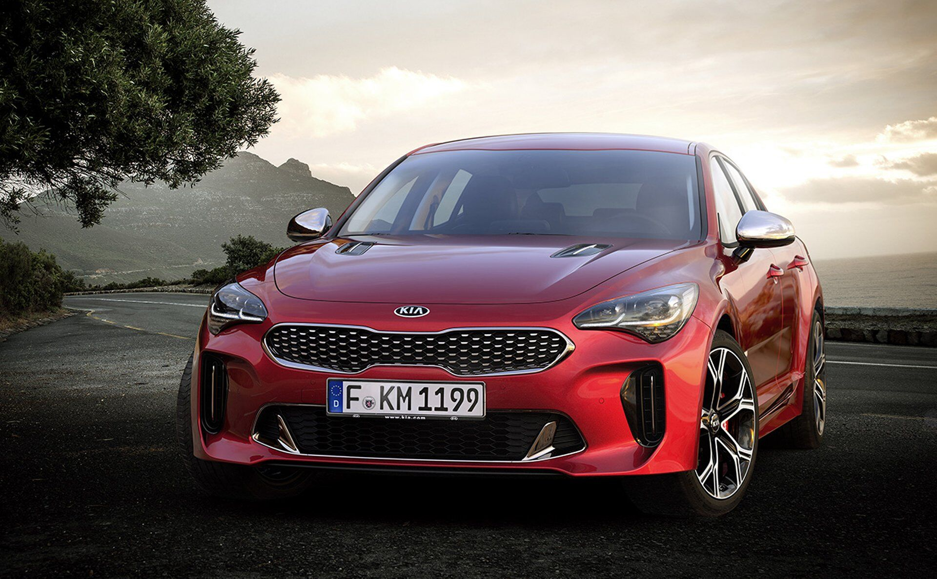 Earnhardt Kia Stinger Dealer
