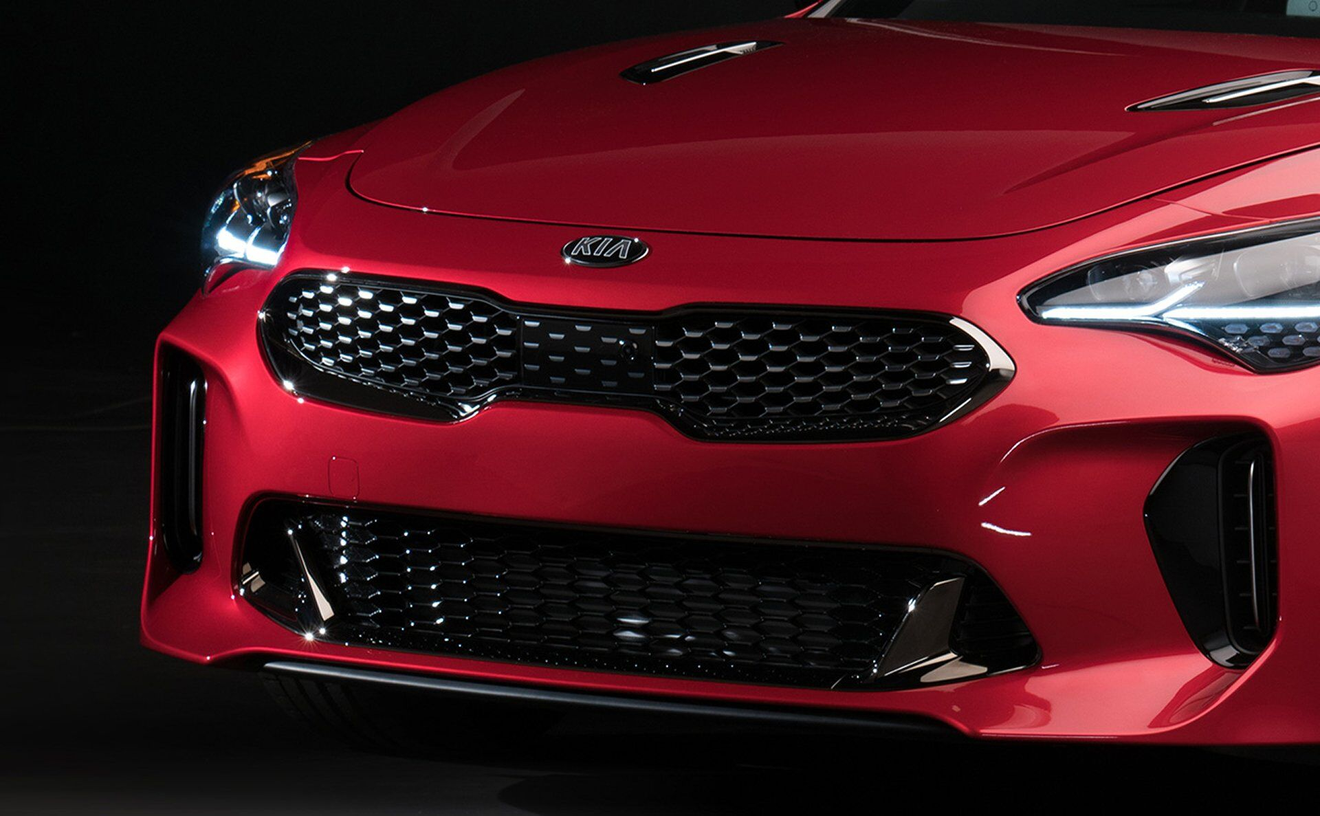 Avondale Kia Dealer 2018 Stinger