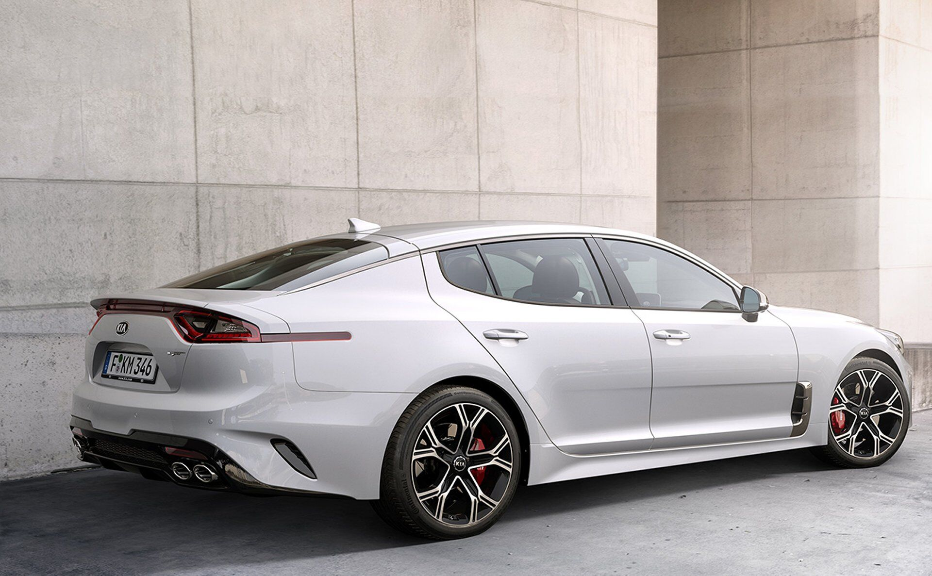New Kia Stinger at Peoria Kia