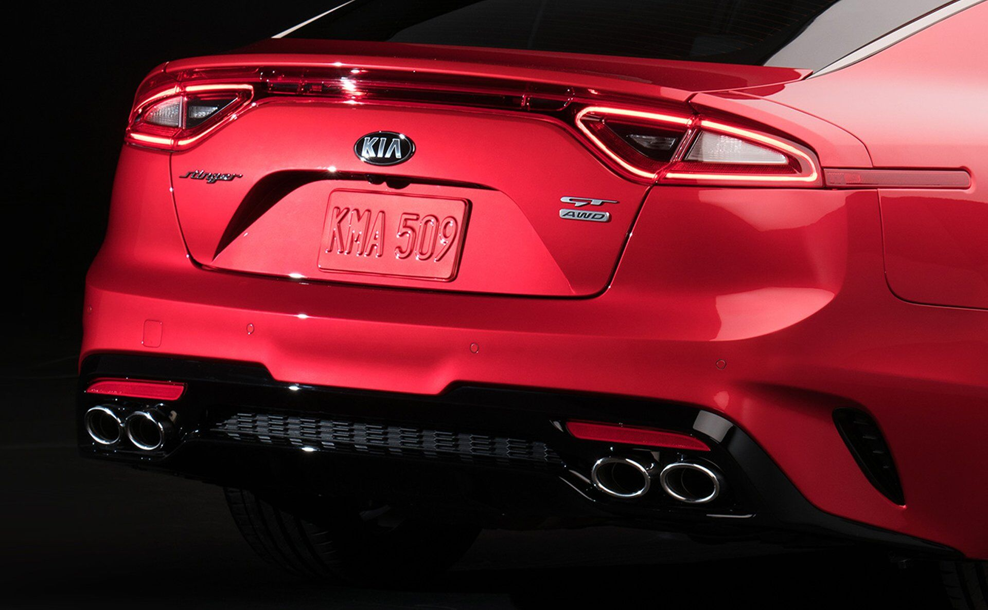 All-New Stinger Dealer Earnhardt Kia