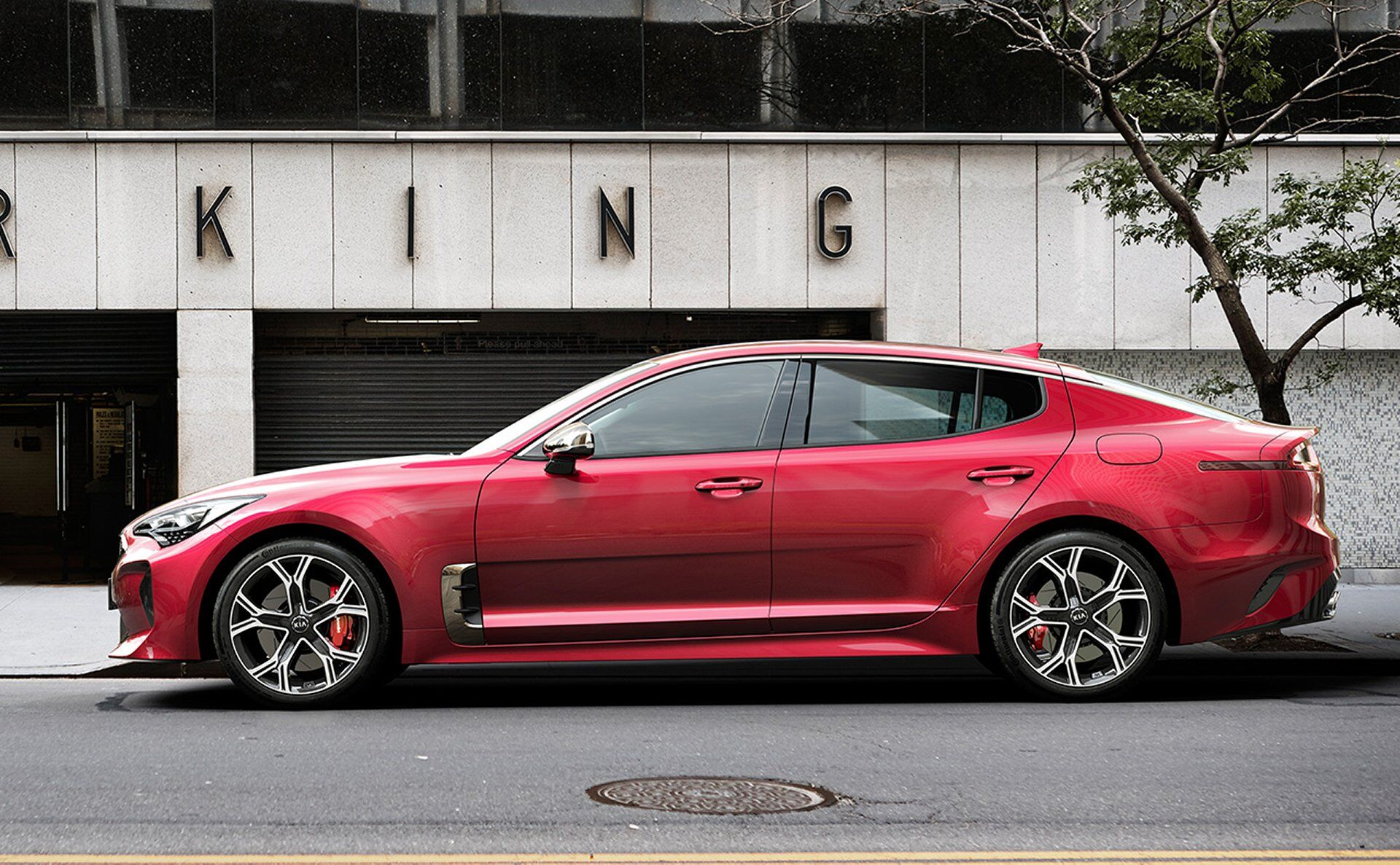 2018 Kia Stinger Dealer
