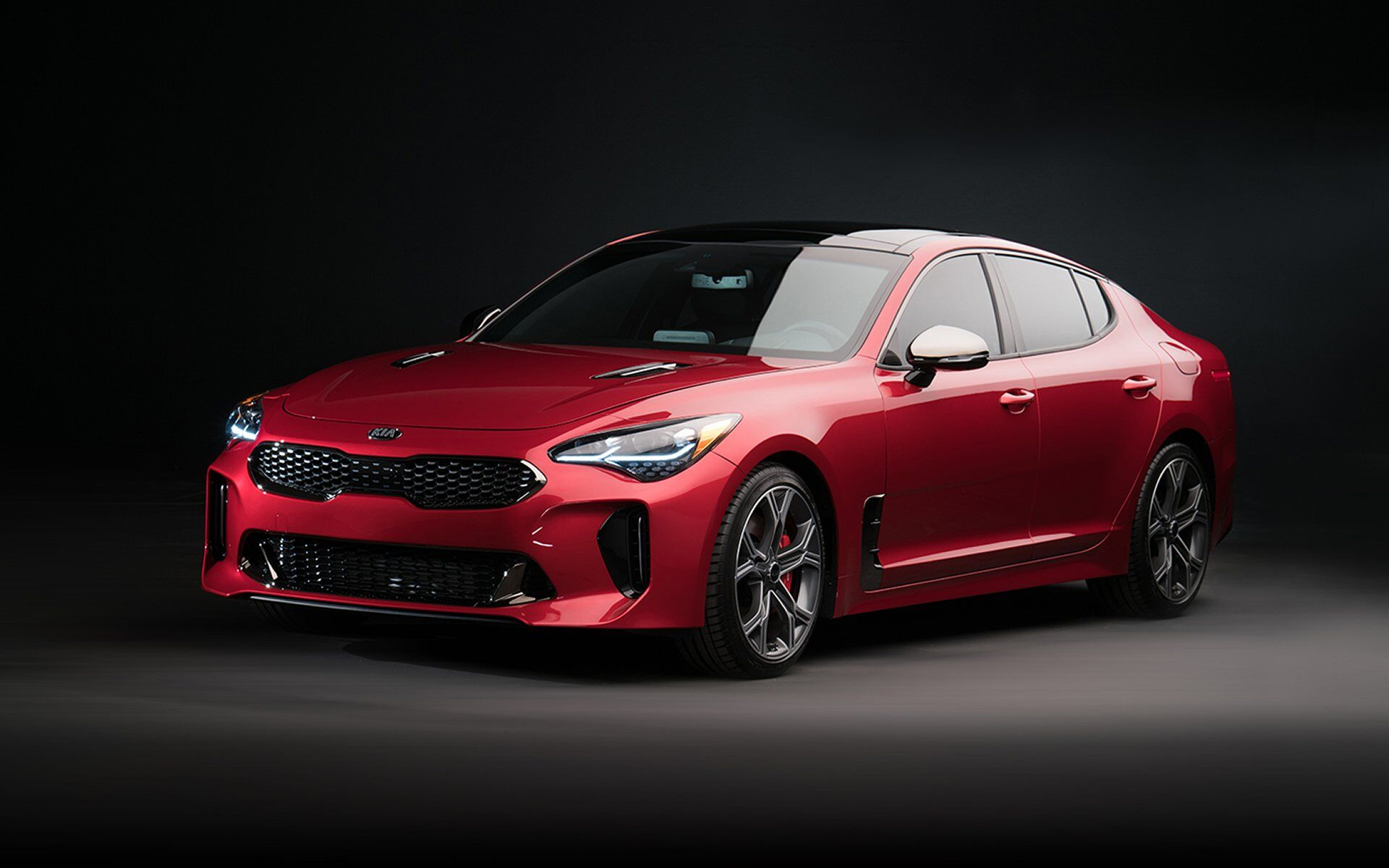 2018 Kia Stinger Test Drive in Phoenix