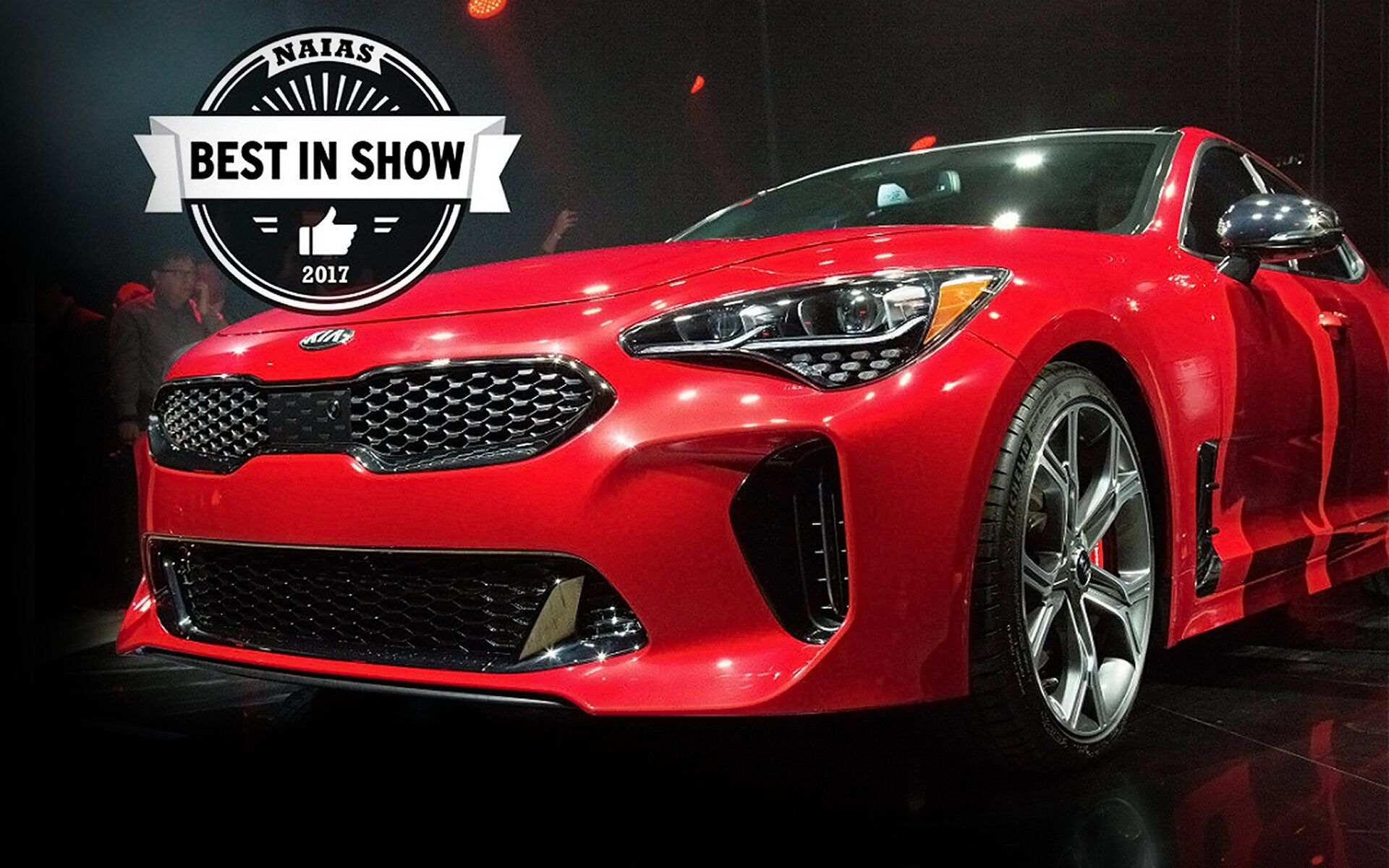 All-New Kia Stinger | Peoria Kia | Phoenix AZ Dealer