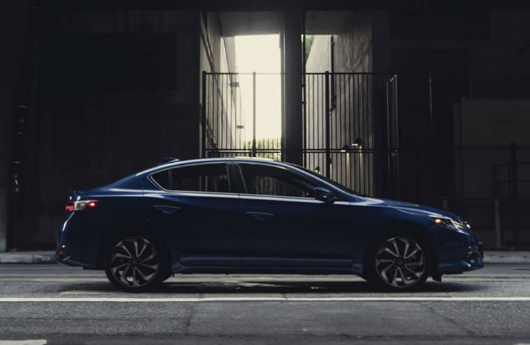 ILX Side View