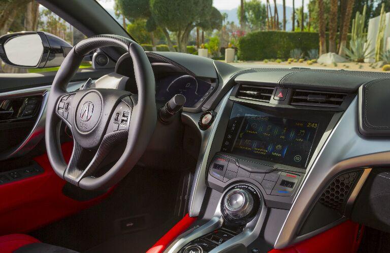 2017 Acura NSX Palatine IL Technology