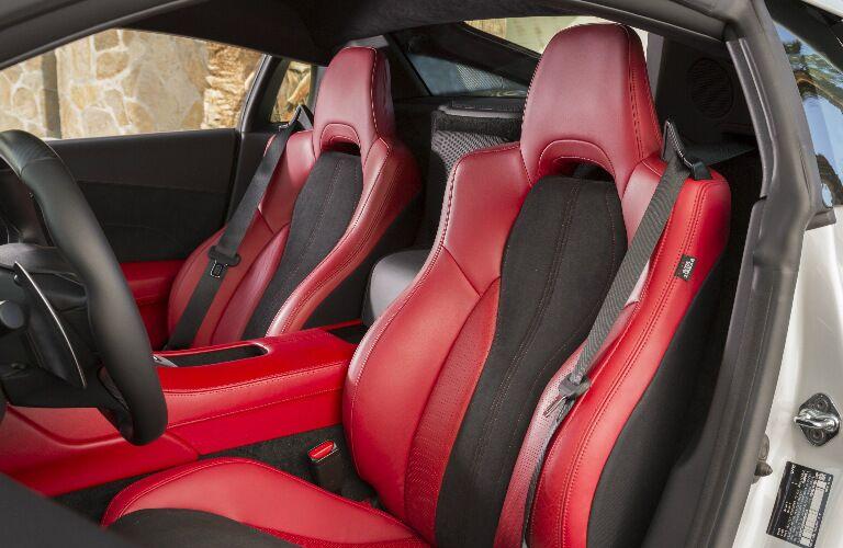 2017 Acura NSX Palatine IL Interior