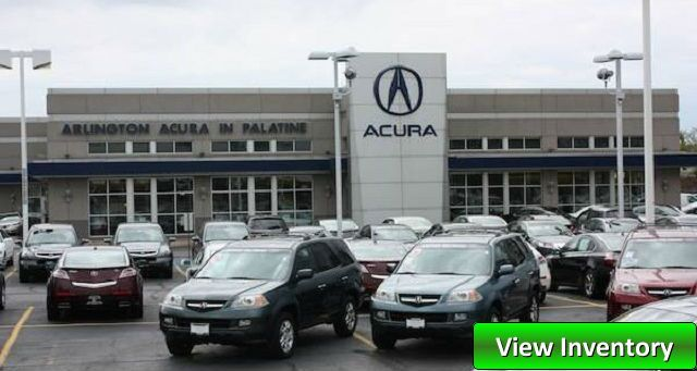 Acura Dealer Morton Grove IL New