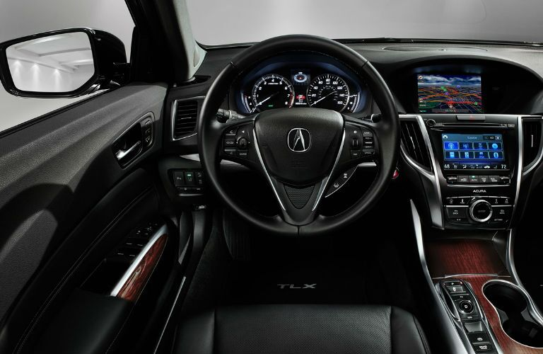 2017 TLX Command Center