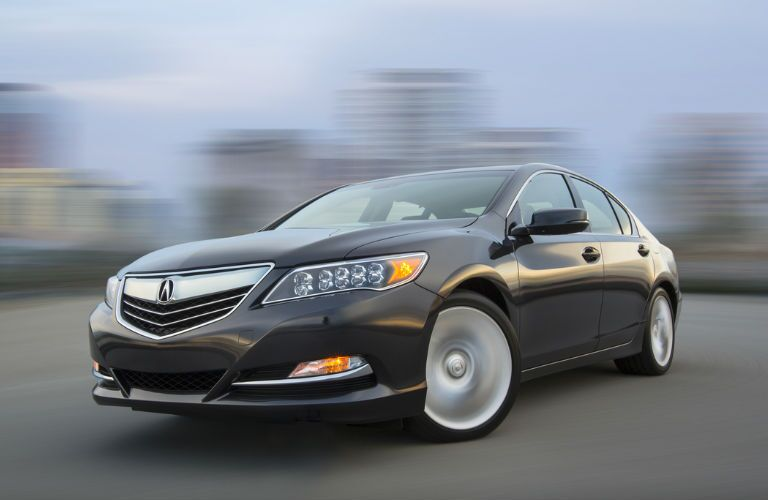 RLX in motion
