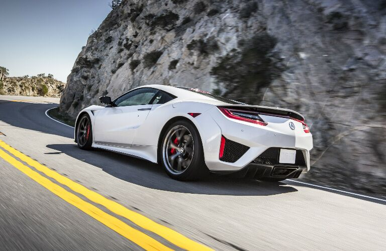 2017 Acura NSX Fort Wayne IN Performance