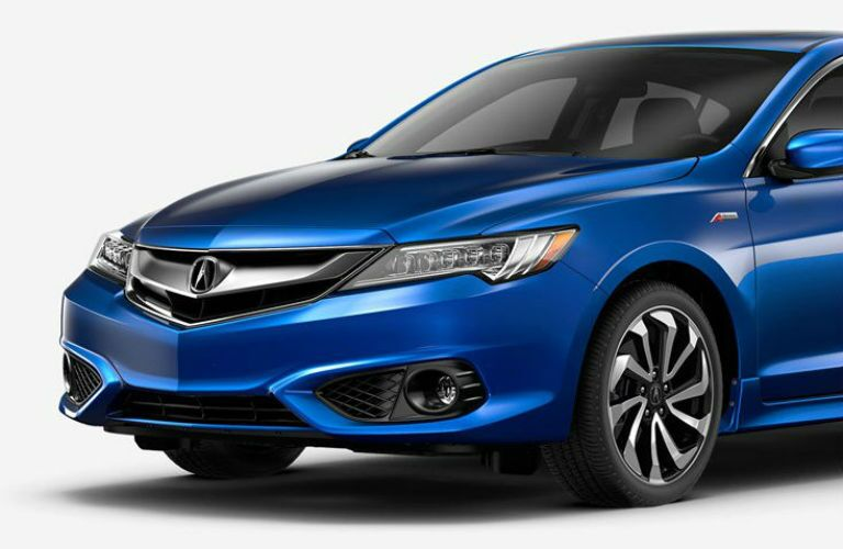 2018 Acura ILX front end