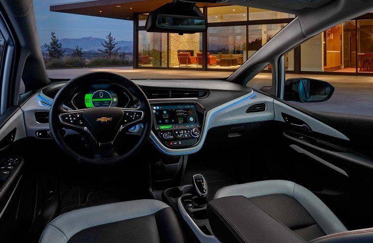 2017 Chevy Bolt EV features