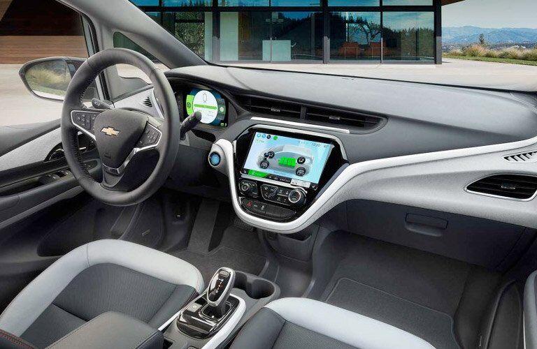 2017 Chevy Bolt EV technology