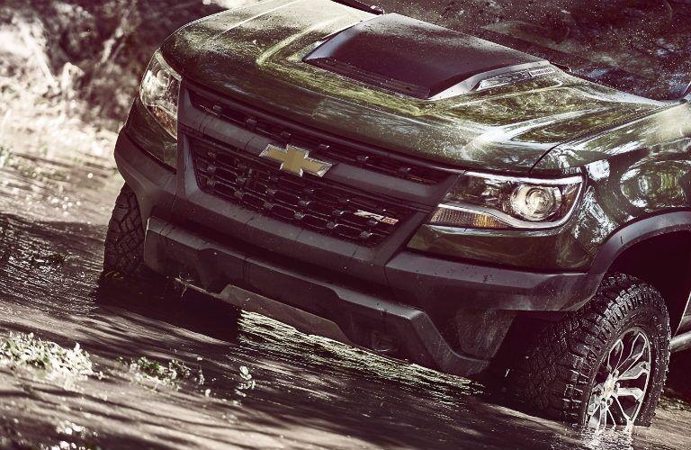2017 Chevy Colorado capability