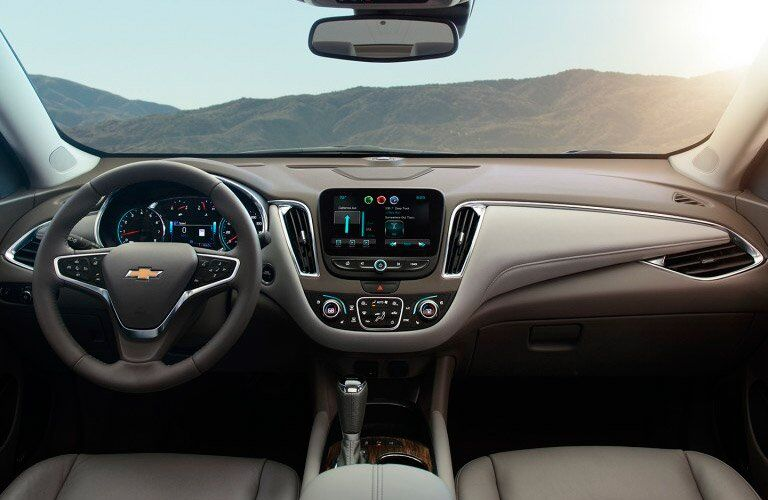 2017 Chevy Malibu Technology Features and Comfort Options