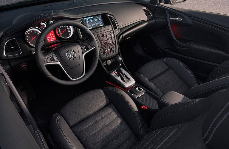 2017 Buick Cascada features and options
