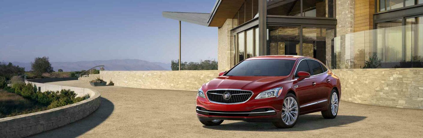 2017 Buick LaCrosse in Angola IN