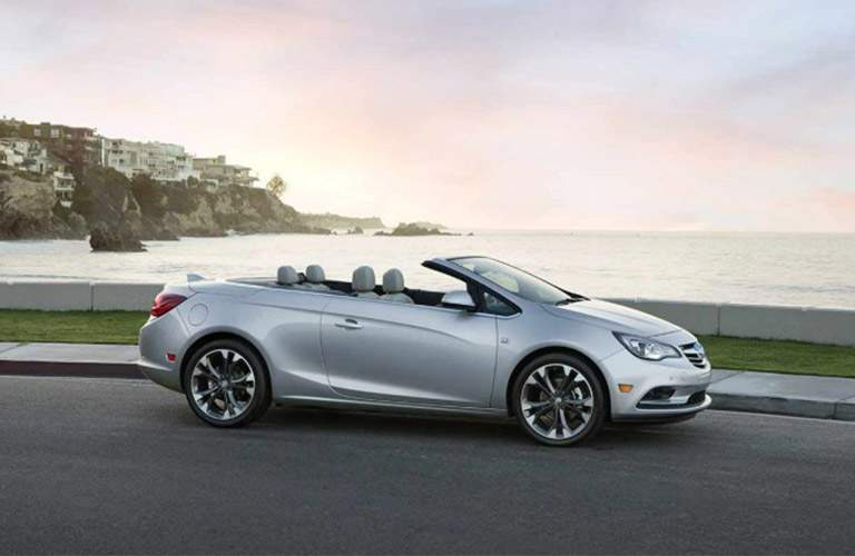 2018 Buick Cascada performance specs