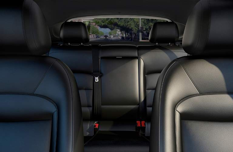 2018 Chevy Cruze passenger space