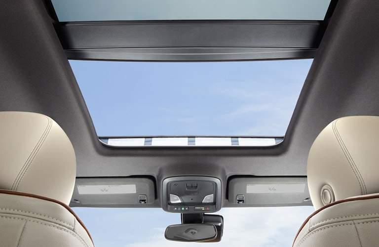 2018 Chevy Impala interior features