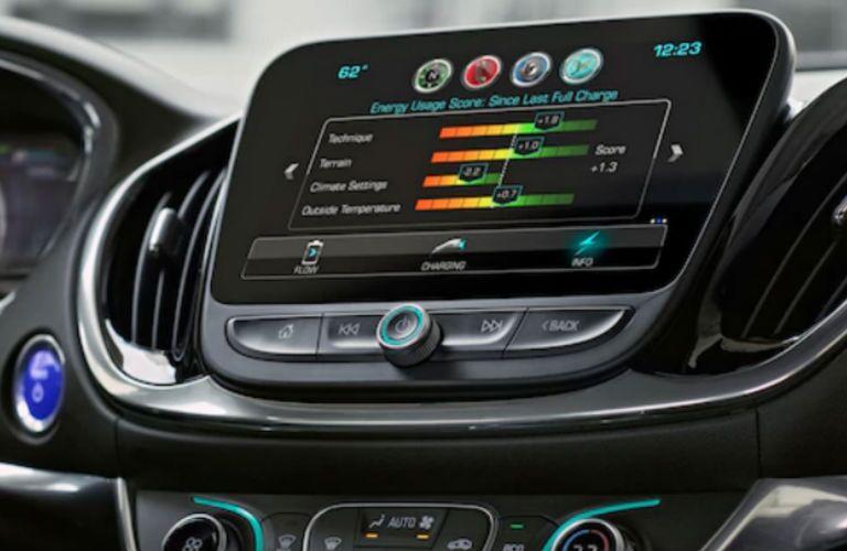 2018 Chevy Volt infotainment system