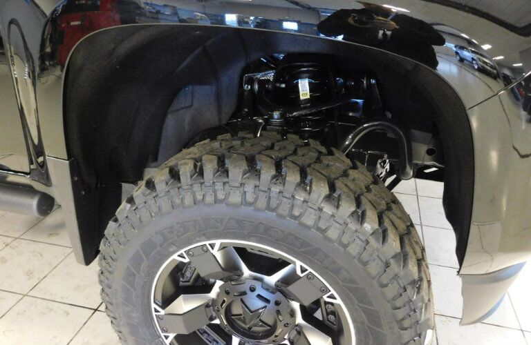 Lift kit accessories at Harold Chevrolet Buick