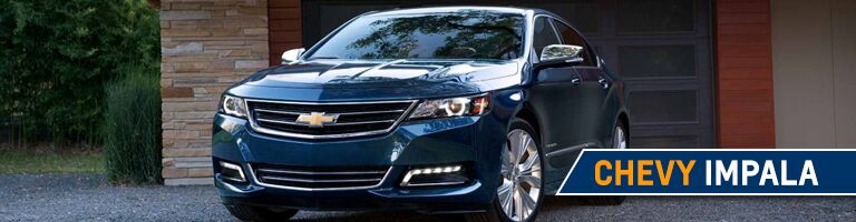 2017 Chevy Impala Angola, IN