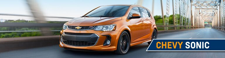 2017 Chevy Sonic Review