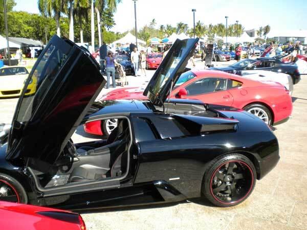 2009 Festivals of Speed in Miami Beach Domani Motor Cars