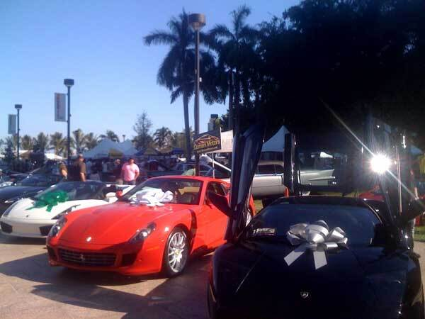 Domani Motor Cars festival