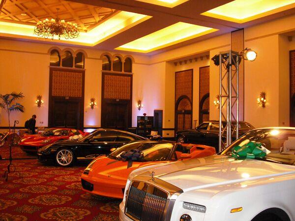 Domani Motor Cars Boca Concours D'Elegance