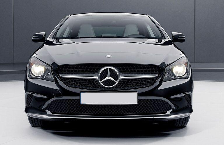 2017 Mercedes-Benz CLA front exterior
