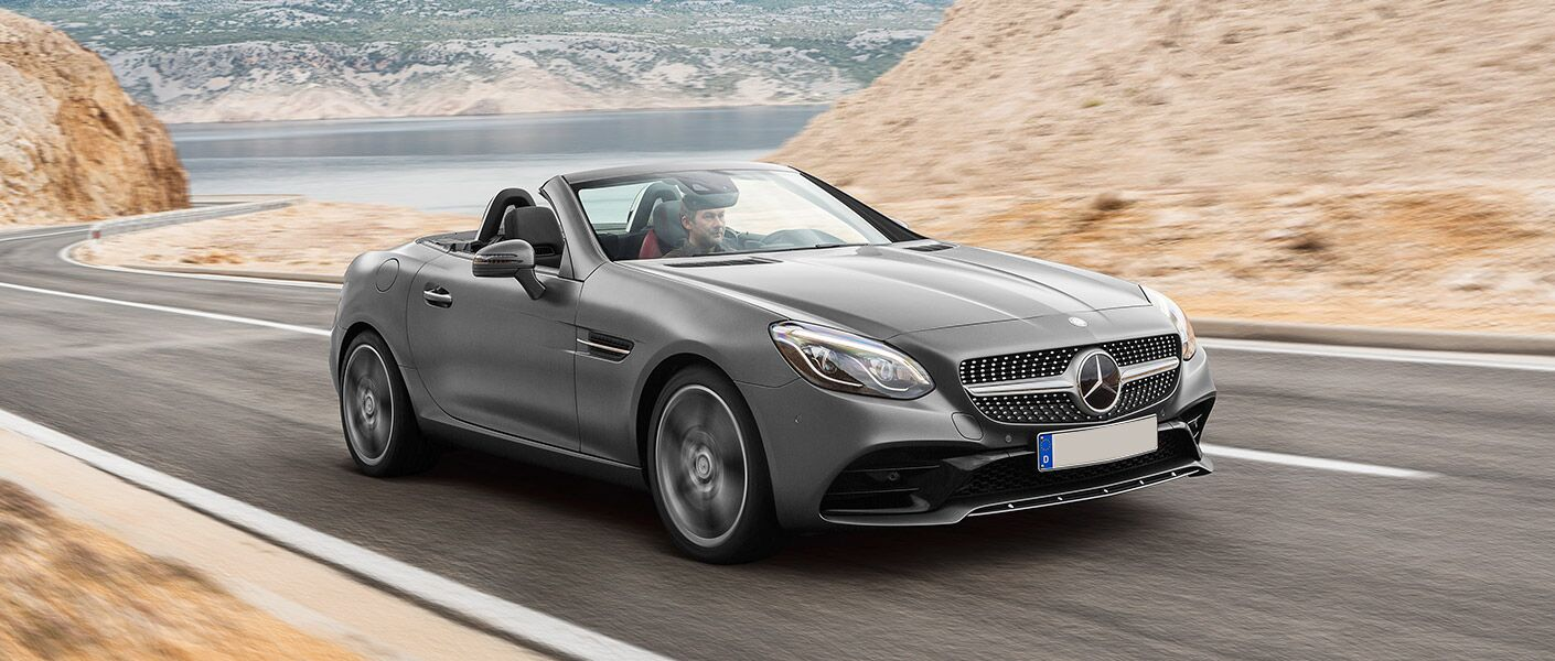 2017 Mercedes-Benz SLC Houston TX