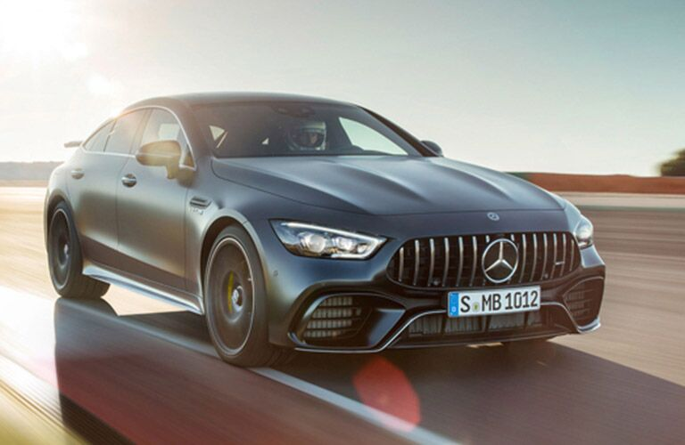 Mercedes-AMG® GT four-door coupe