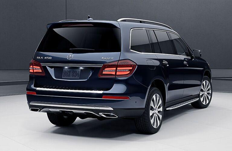 2019 Mercedes-Benz GLS rear glamour shot