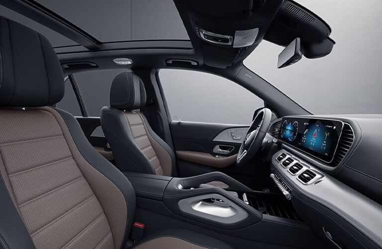2020 Mercedes-Benz GLE Front Seat Interior