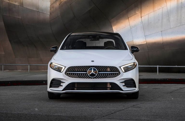 2020 Mercedes-Benz A-Class from exterior front
