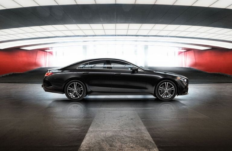 2020 Mercedes-Benz CLS from exterior side
