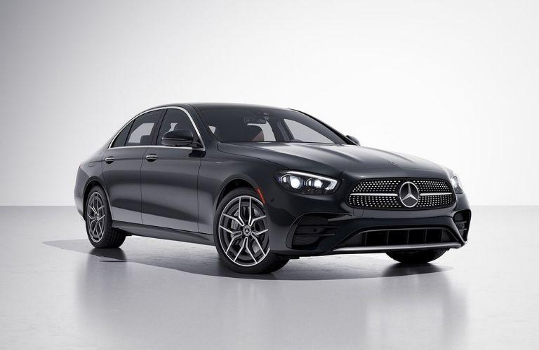 2021 Mercedes-Benz E-Class from exterior side
