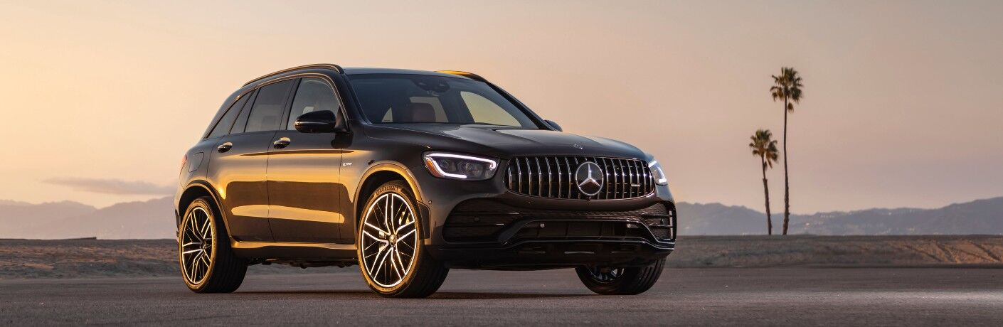 2021 Mercedes-Benz GLC from exterior front